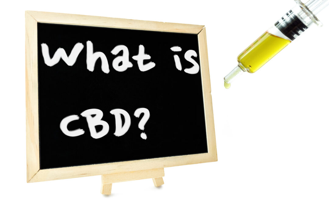 What is Full-Spectrum CBD/Hemp  Extract?